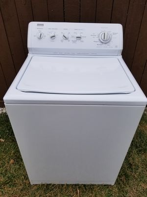 Kennedy elite washer machine king size capacity for Sale in Las Vegas, NV