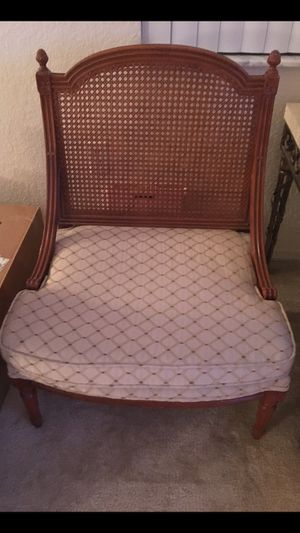 Antique wood chair for Sale in FL, US