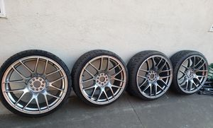 215/35/19 Rims and Tires for Sale in San Jose, CA