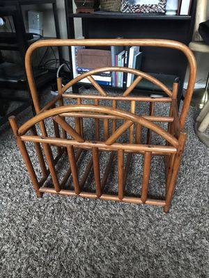 Magazine rack for Sale in Columbus, OH