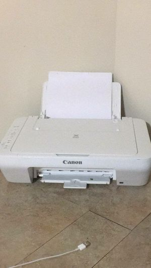 Canon printer and scanner and copier for Sale in Sciotoville, OH