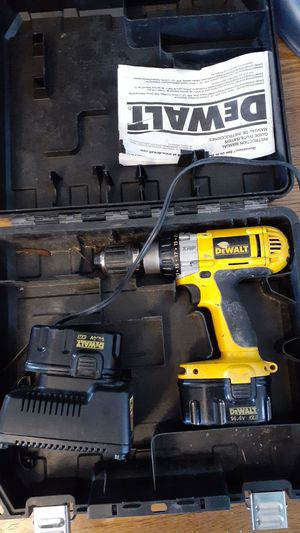 DeWalt Drill, charger and two batteries OBO for Sale in Grand Rapids, MI