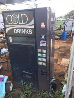 Soda Machine for Sale in Waianae, HI