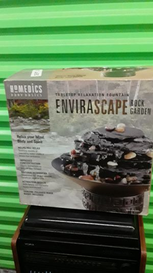 Homedics Tabletop Relaxation Fountain for Sale in Oakland, CA
