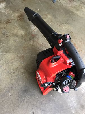 Troy Bilt gas Leaf blower brand new for Sale in Waterford Township, MI