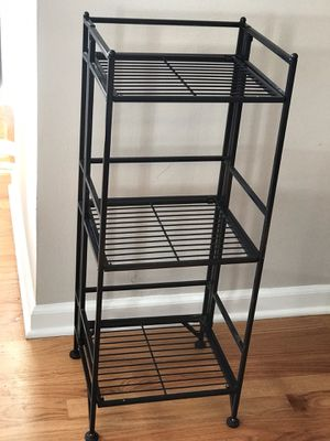 Quick Folding 3 Tier Rack for Sale in Chicago, IL
