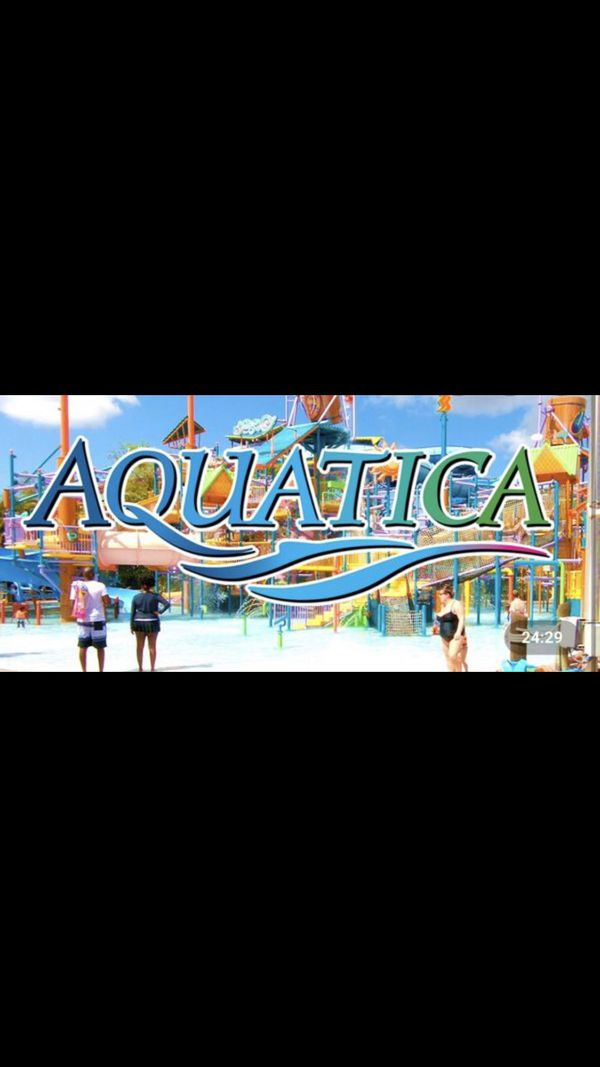 SeaWorld park / Aquatica water park 55% discount!