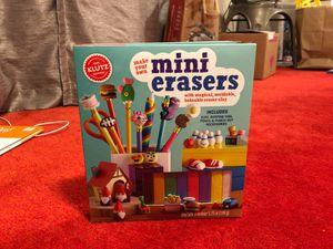 Eraser making set for Sale in Seattle, WA