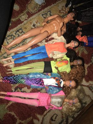 Barbie's and NKOTB dolls for Sale in Fort Lauderdale, FL