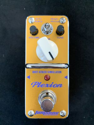 Tomsline Effect Pedal Set of 4 (Plexicon, Holy War, Blues, and Roto Engine) for Sale in Los Angeles, CA