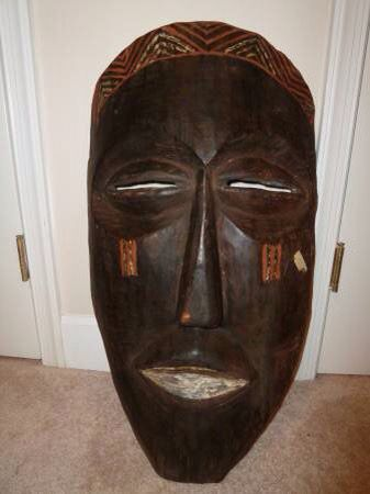 Chokwe Mask