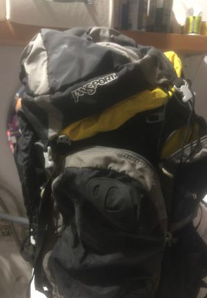 Jansport Indio Backpacking Backpack for Sale in La Mesa, CA