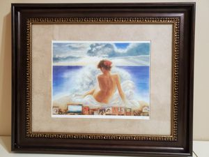Picture measures17 inches across and 14 inches tall for Sale in Cocoa, FL