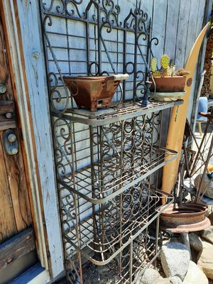 plant rack / baker's rack for Sale in Upland, CA