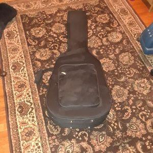 Hardshell Foam Guitar Case for Sale in Villa Park, IL