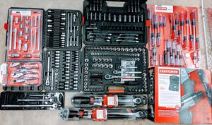 Craftsman tool sets for Sale in Houston, TX