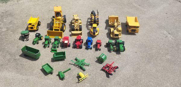 Ertl tractor lot john deere