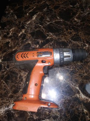 RIDGID 18V bare drill for Sale in Des Moines, IA