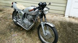 1980 Yamaha XS400GCR Cafe Racer Motorcycle for Sale in Bridgewater Township, NJ