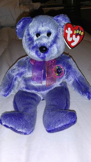 """Periwinkle"" Beanie Babie. In Perfect Condition!!! Been put up since 2000!!! for Sale in Marietta, GA"