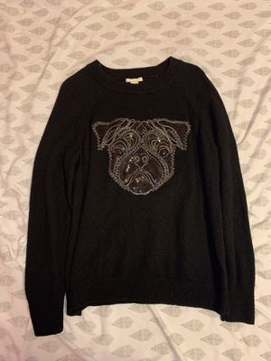 Puppy Jewel Embroidered Sweater for Sale in Upper Marlboro, MD
