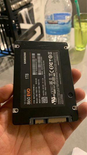 1tb ssd samsung 860 evo for Sale in San Diego, CA
