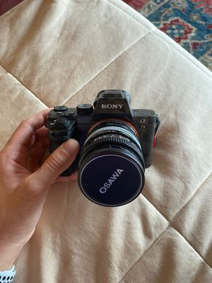Sony A7II with Canon 50mm FD lense for Sale in Cambridge, MA