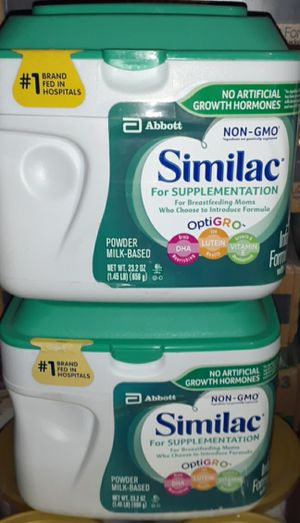 Similac for supplementation for Sale in Los Angeles, CA