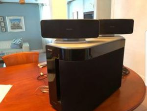 Phillips CS 6500 E speakers and subwoofer for Sale in Miami Springs, FL