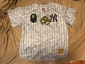 Bape Yankees Jersey for Sale in Franklin, OH