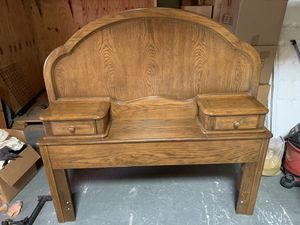 Antique Headboard for Sale in Dallas, TX