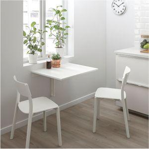 Ikea NORBERG Wall-Mounted Drop-Leaf Table for Sale in Phoenix, AZ