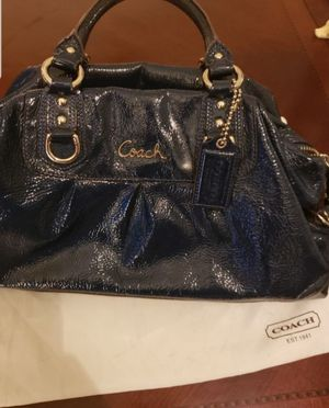 AUTHENTIC COACH LEATHER SABRINA MADISON HANDBAG for Sale in Houston, TX