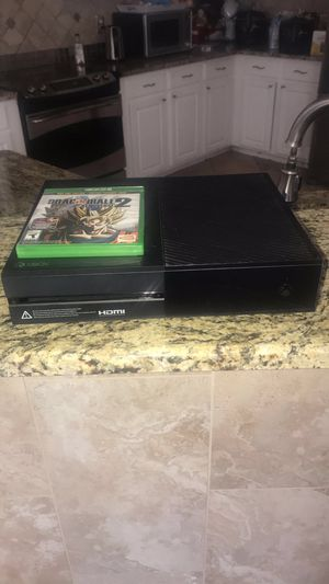 Xbox one (console only) for Sale in Grand Prairie, TX