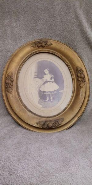 Antique Photograph Framed Mama's Head Nurse for Sale in Christiansburg, VA