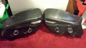 Leather Harley-Davidson saddlebags for Sale in West Valley City, UT