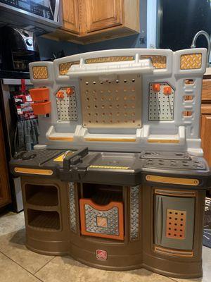 Kids workbench for Sale in Spokane, WA