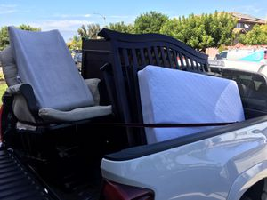 Crib, Changing Table, and Glider Chair for Sale in Corona, CA