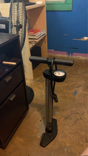 Bike pump for Sale in Mesa, AZ