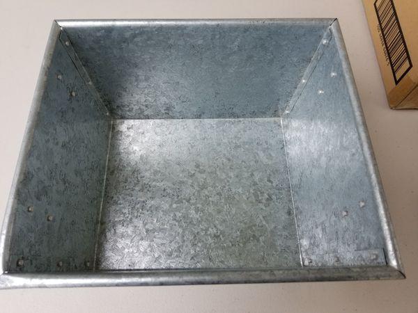 Steel Storage Container / Decoration