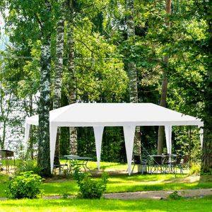 10' x 20' Canopy Tent Wedding Party Tent with Carry Bag for Sale in Moreno Valley, CA