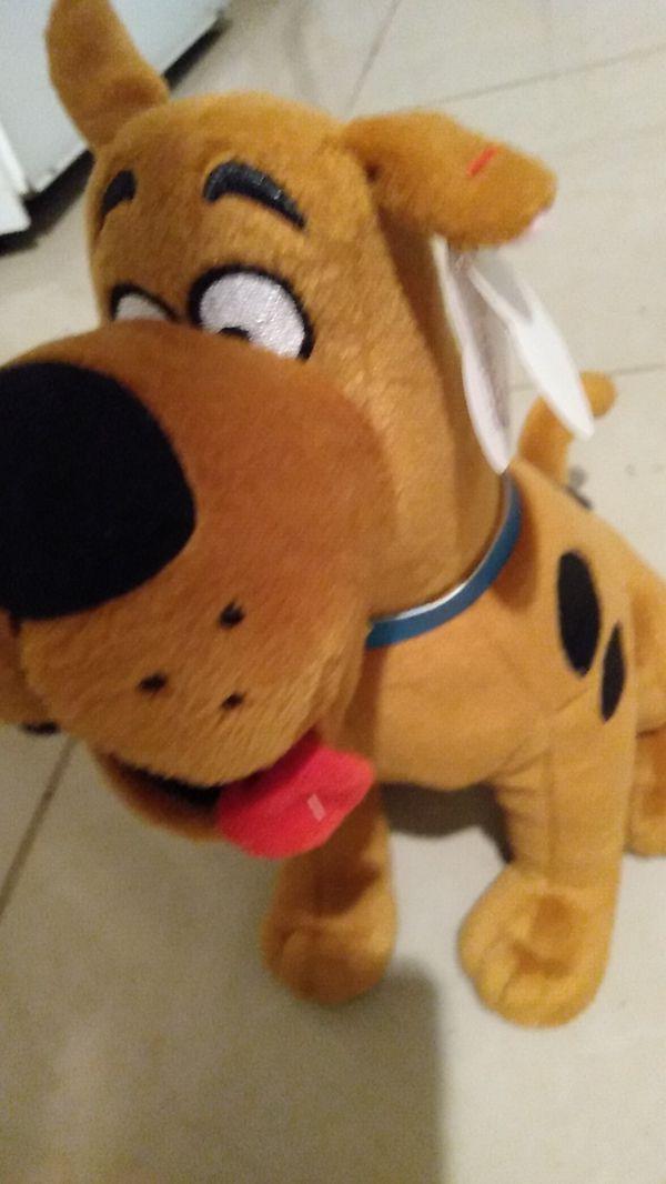 Scooby Doo Plushy Dog!!