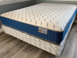 Supreme orthopedic mattresses and box spring for Sale in Corona, CA