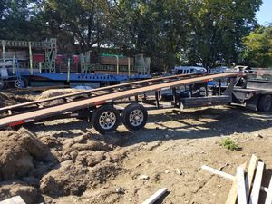 2007 Appalachian 2 car hauler trailer carrier for Sale in Auburn, WA