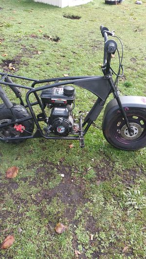 Mega Moto MM-B80-MG 2.5HP Without Suspension 80CC Youth Mini Bike for Sale in Tacoma, WA