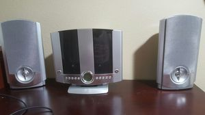 Stereo/CD player with speakers for Sale in Riverside, CA