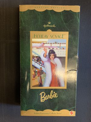 90's Holiday Collectors Barbie for Sale in Martinez, CA