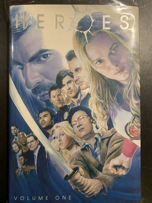 Heroes - Volume 1 Hardcover TPB - DC Comics for Sale in Englishtown, NJ