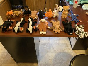 Beanie babies for Sale in Highland Charter Township, MI