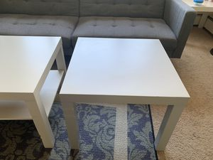 Center and side table for Sale in West Windsor Township, NJ